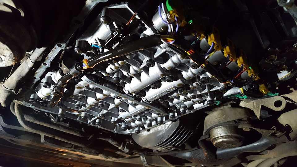 Замена масла и масляного фильтра в дизельном двигателе (для применения на моделе audi а6 с4)