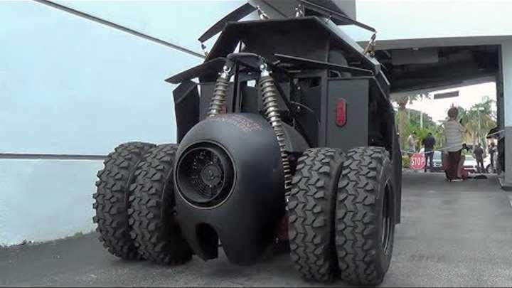 Топ-7 необычных самодельных автомобилей