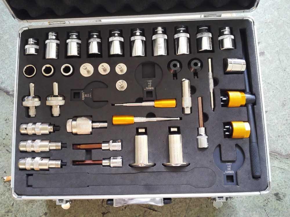 Как отремонтировать инжектор своими руками?