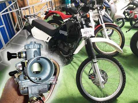Suzuki djebel 250 настройка карбюратора
