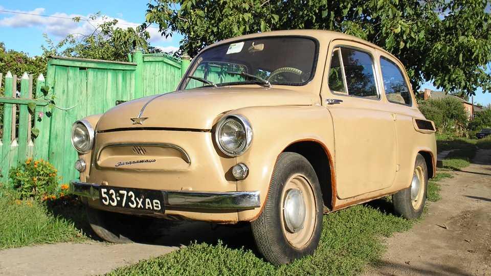 Топ-10 редких советских автомобилей