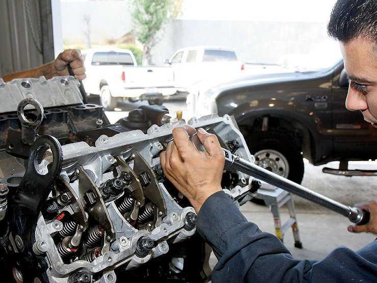 Технологический процесс разборки и сборки автомобиля