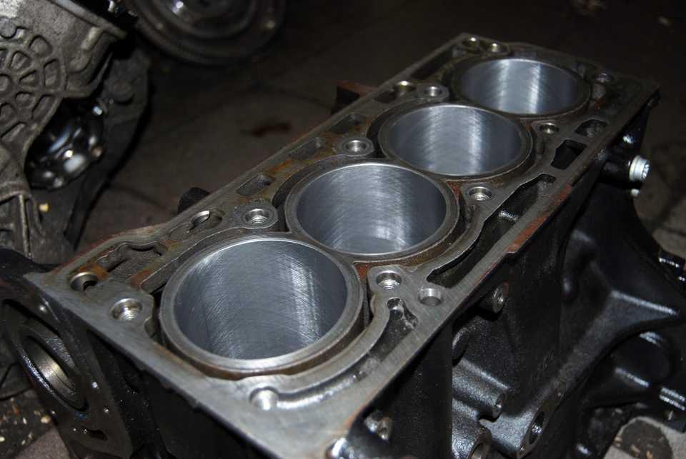Основные эксплуатационные дефекты гильз цилиндров двигателей внутреннего сгорания автомобилей