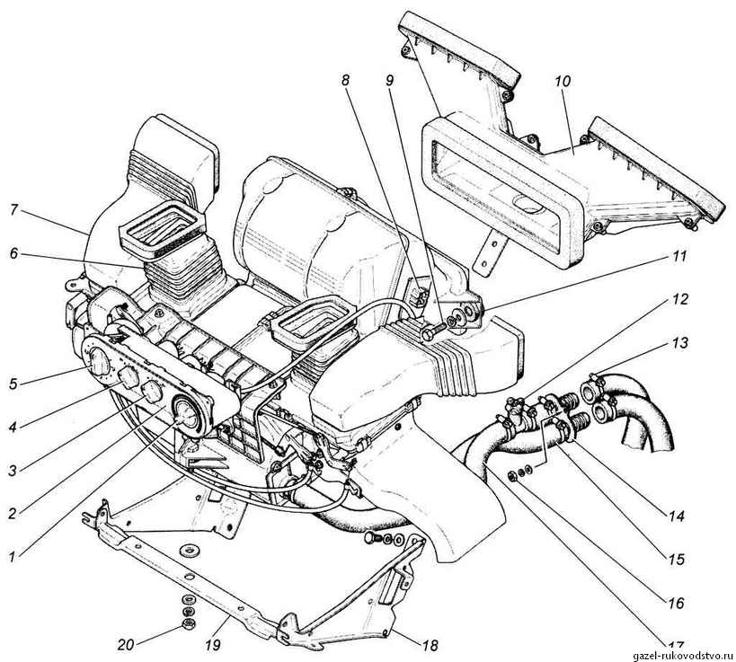 Радиатор охлаждения двигателя – как не дать мотору перегреться?