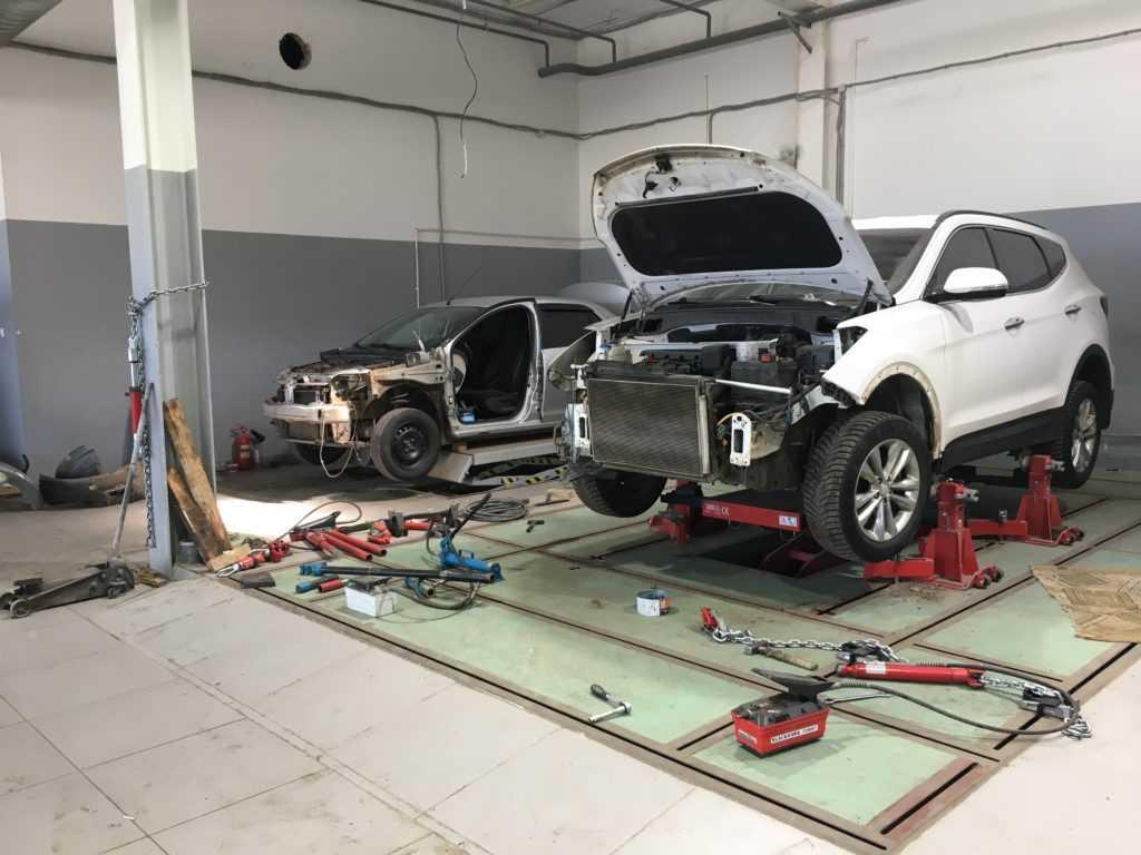 Ремонт кузова автомобиля своими руками