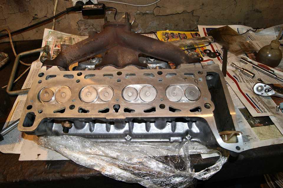 Схема инжекторного двигателя ваз 2109