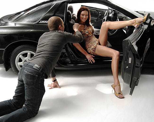 Парней на каких авто предпочитают девушки в россии