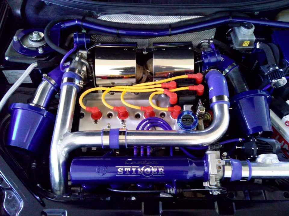 Как увеличить мощность автомобильного двигателя?