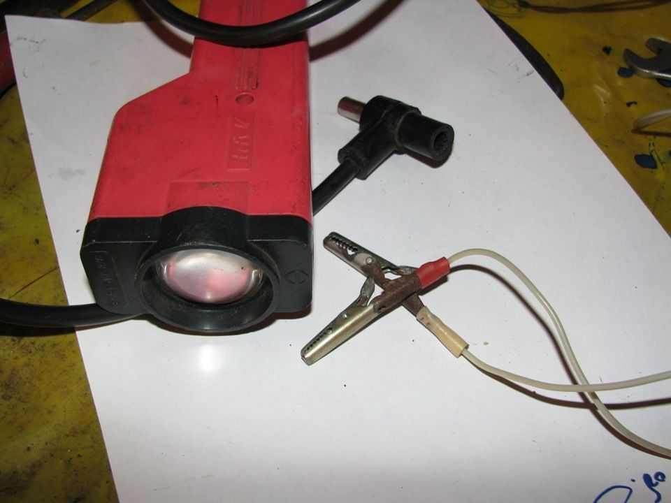 Стробоскоп для выставления зажигания своими руками. лучший способ установки момента зажигания - стробоскоп. в этой статье речь идет о способах выставления зажигания - самодельный и купленный стробоско