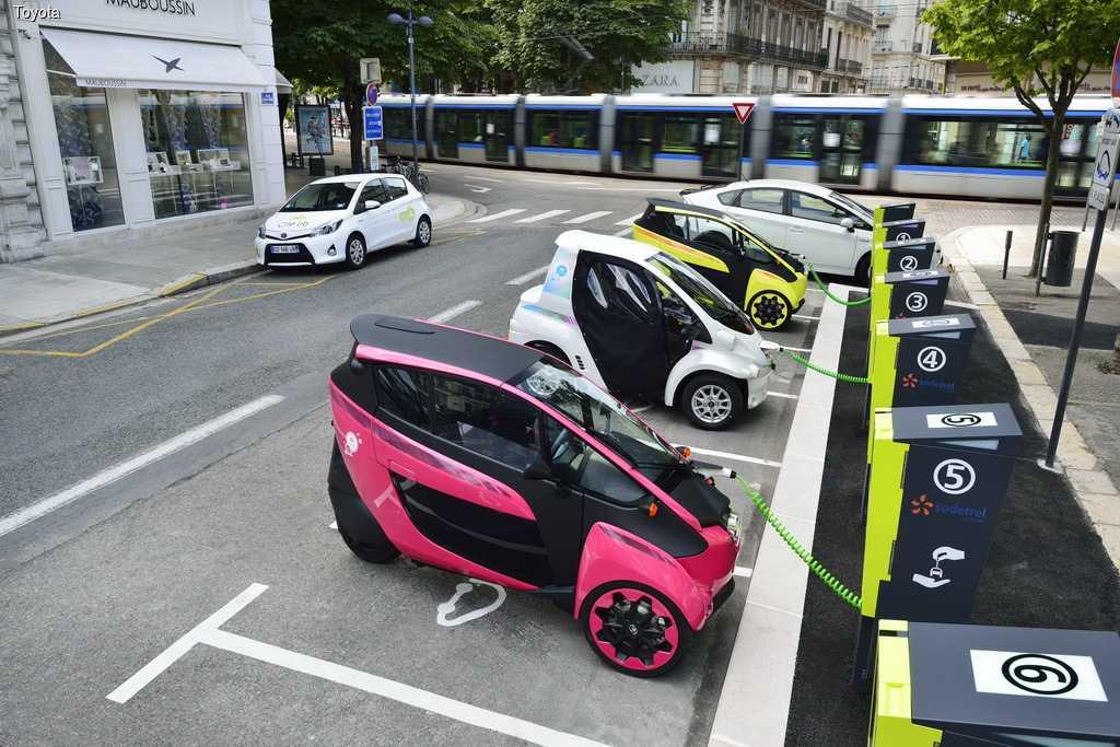 Электрокары будущего: 5 ожидаемых электромобилей