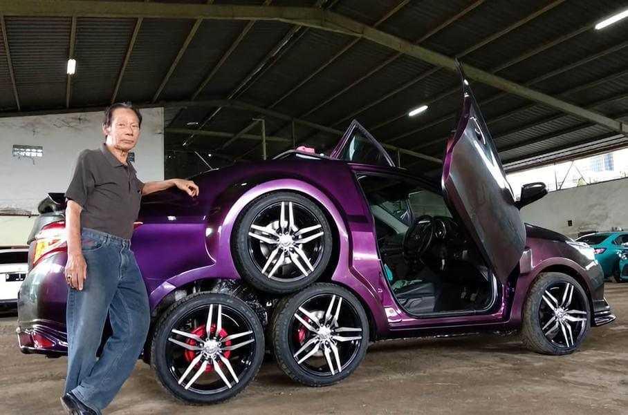 Крутые автосамоделки — 5 популярных героев в сети