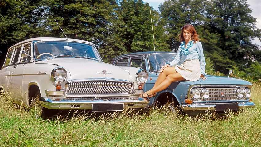 Топ 5 эксклюзивных советских автомобилей