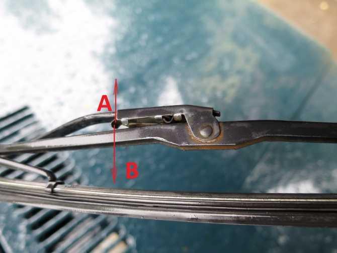 Как можно восстановить щетки стеклоочистителя: рассматриваем разные способы
