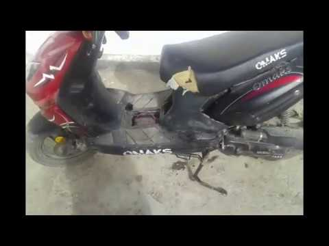 Почему скутер плохо заводится на холодную, разберемся вместе