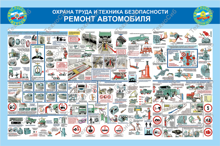 Инструкция по охране труда для водителя легкового автомобиля