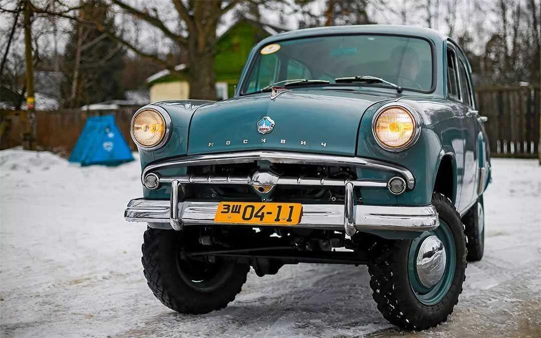 Самые надежные советские автомобили: топ-7