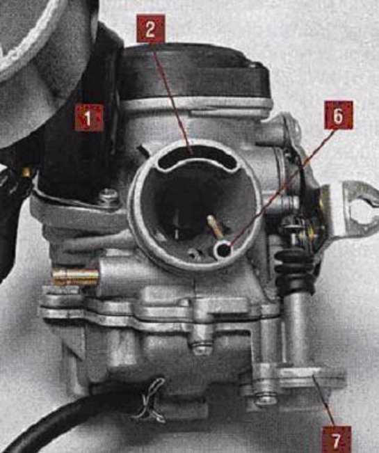 Двигатель 139qmb регулировка карбюратора