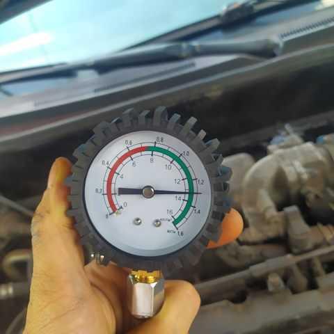 Как правильно произвести замер компрессии в двигателе