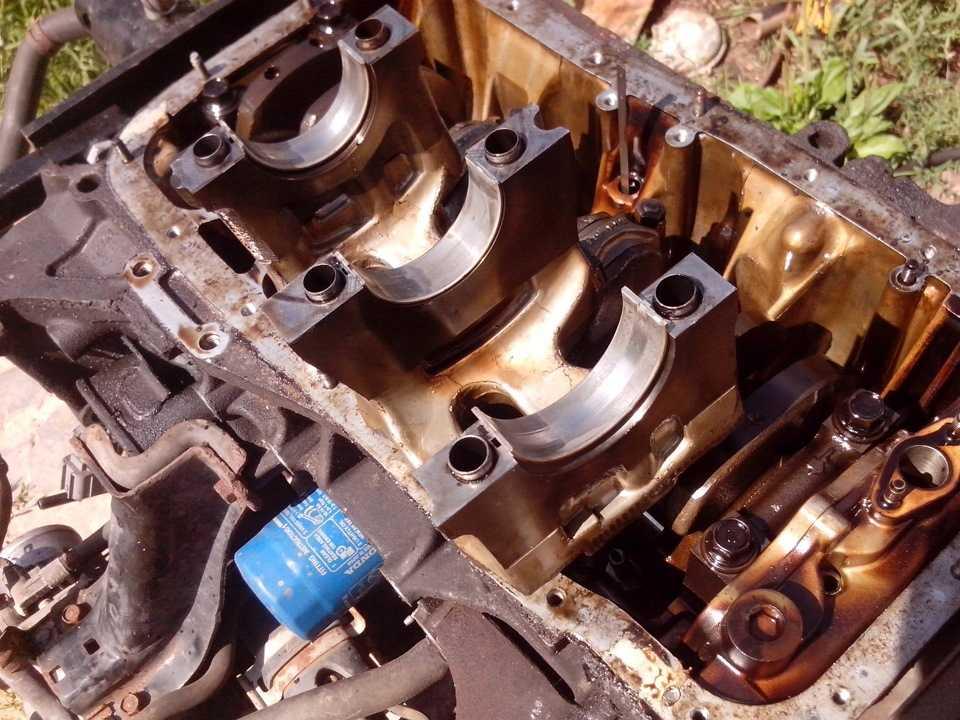 Двигательзашумел или застучал после замены масла | блог об автомобилях
