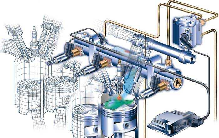 Особенности и порядок ремонта бензиновой топливной системы