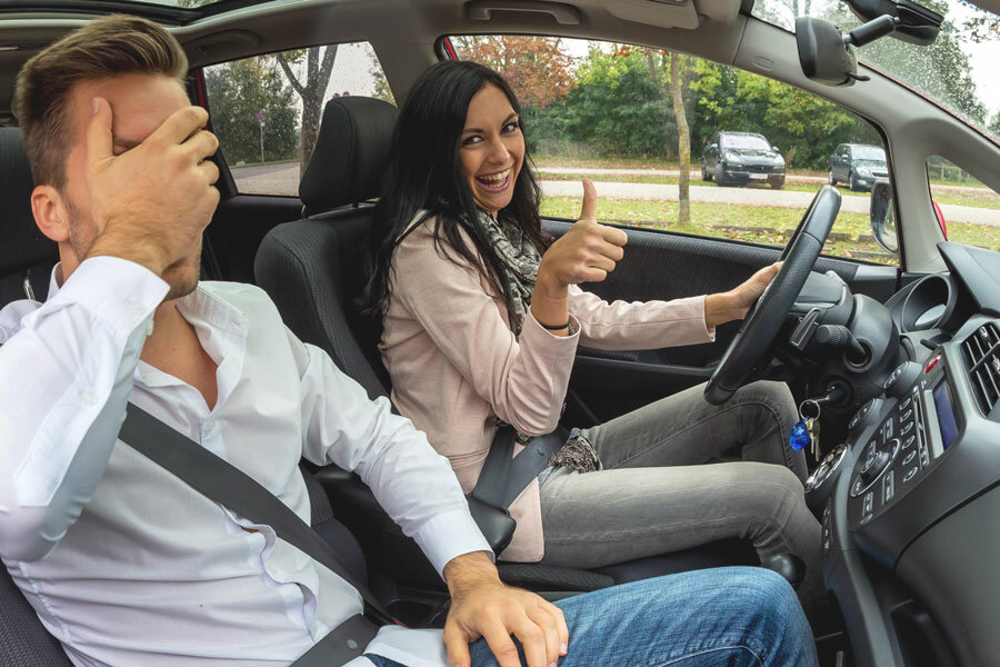 Самые удобные автомобили для женщин