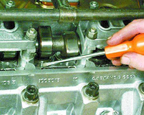 Как отрегулировать клапана двигателя своими руками - иксора