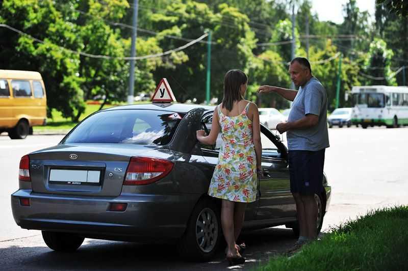 Правильное вождение автомобиля для начинающих