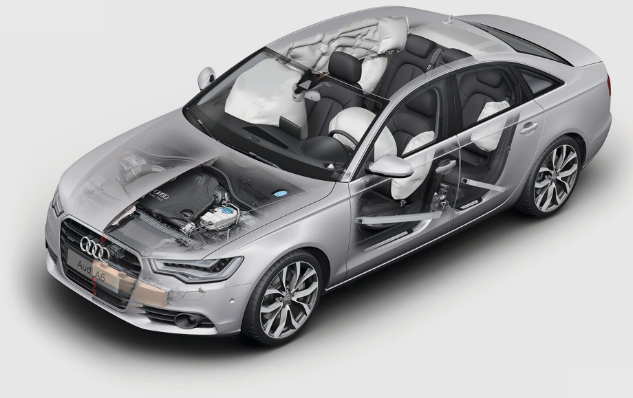 Для безопасности дорожного движения разрабатываются новые электронные системы безопасности для автомобиля