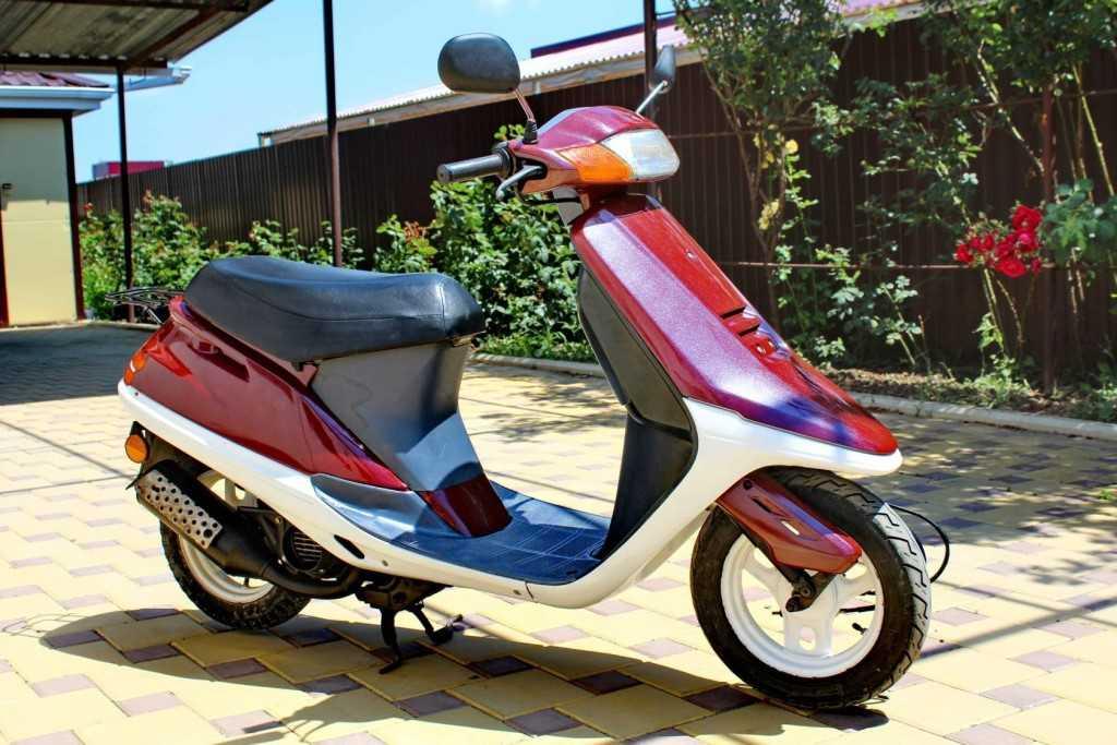 Скутер honda tact af-24 (хонда такт)