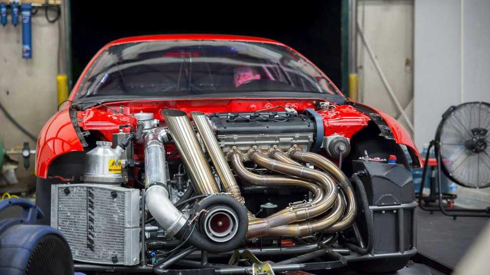 Тюнинг двигателя-увеличение объема.