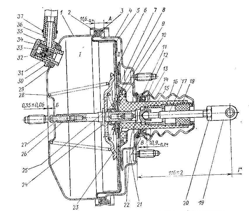 Как проверить вакуумный усилитель тормозов самостоятельно: 3 способа
