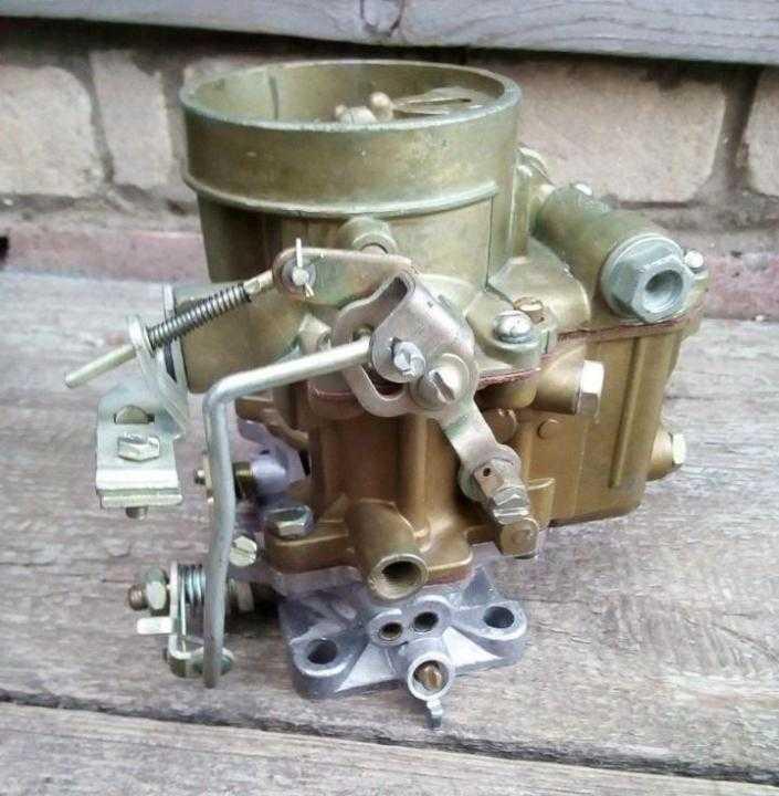 Настройка карбюратора к 126 для уаз