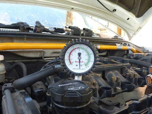 Как проверить компрессию двигателя своими руками