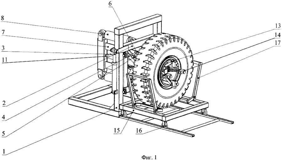 Конструкторская разработка - уравновешивание колес