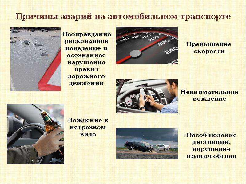 Порядок и последовательность действий водителя при оформлении дтп