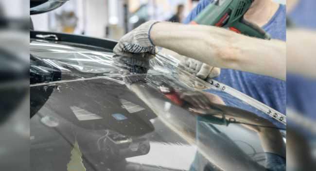 Трещина на лобовом стекле – как от нее избавиться? + видео » автоноватор