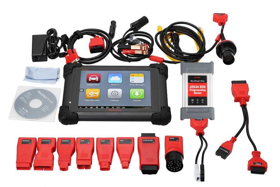 Диагностика автомобиля: основное оборудование, характеристика, назначение