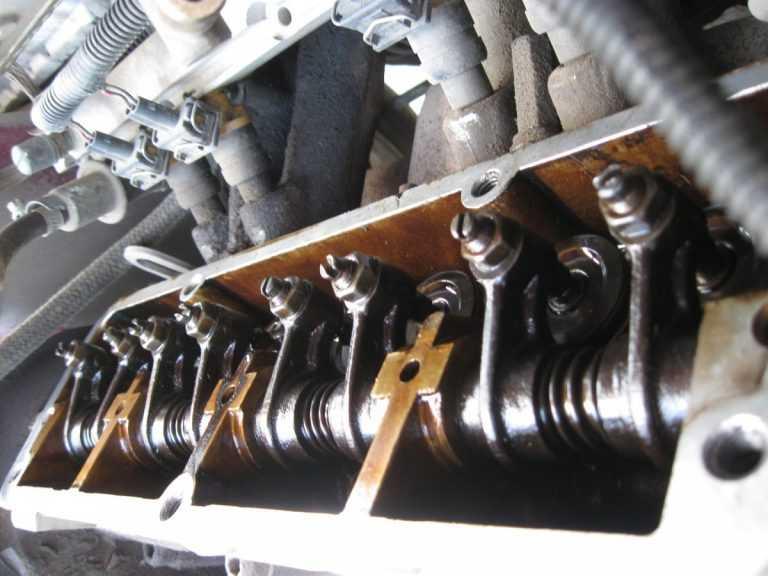 Регулировка клапанов ваз: схема, порядок ремонта своими руками