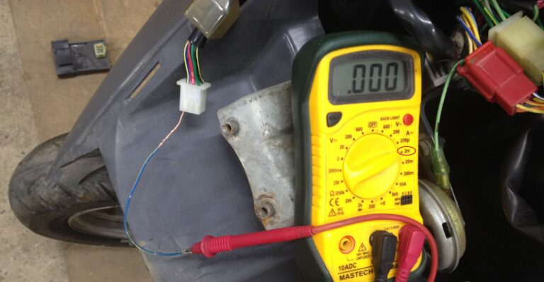 Как устроена проводка honda dio 34(35) | мастерская pitstop