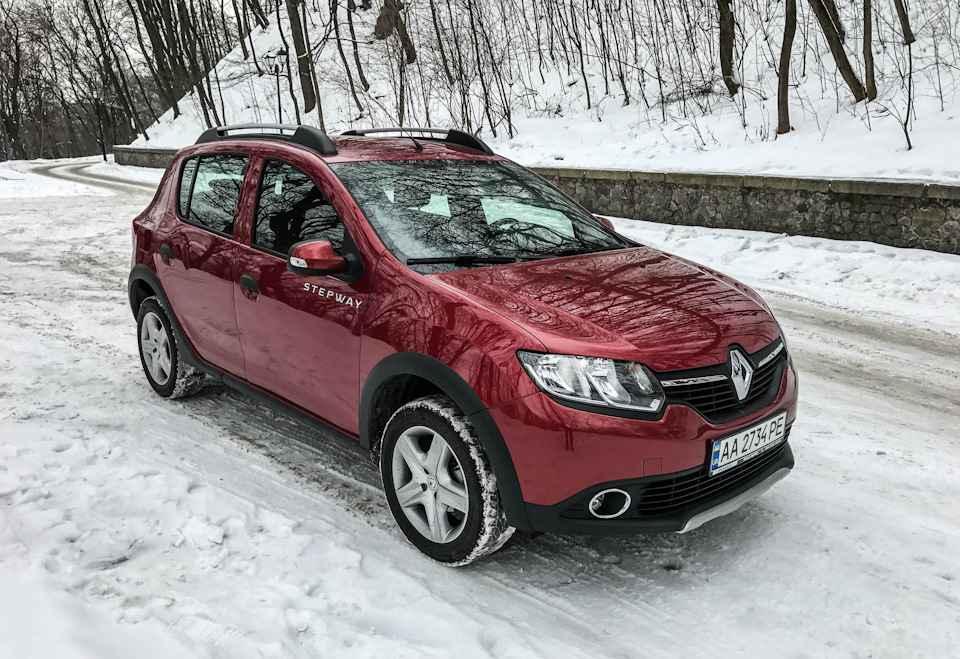 Renault sandero stepway для роcсии – первые тесты-драйвы