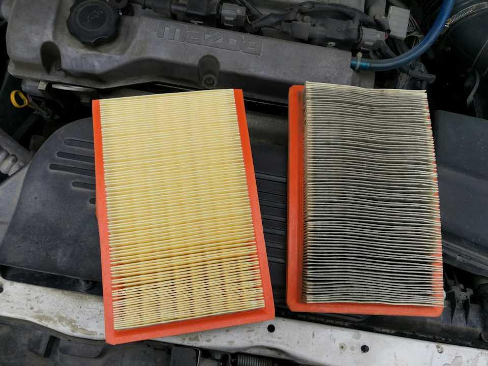 Как часто меняют воздушный фильтр двигателя: правила и рекомендации
