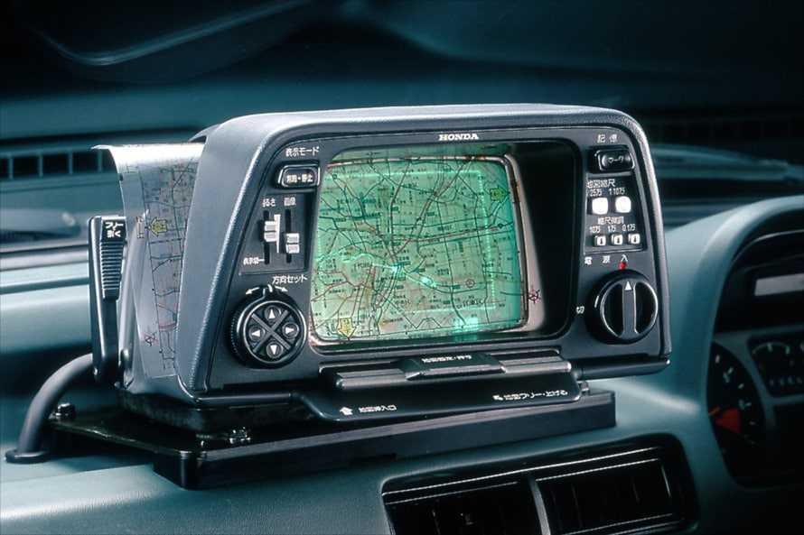 Навигационные системы автомобиля (gps)