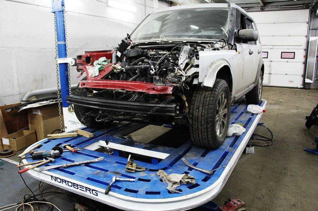 Нюансы рихтовки кузова автомобиля своими руками в условиях гаража