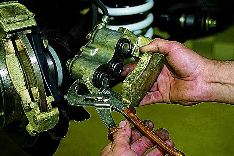Тормозная система ваз 2110.(2112). ремонт и особенности