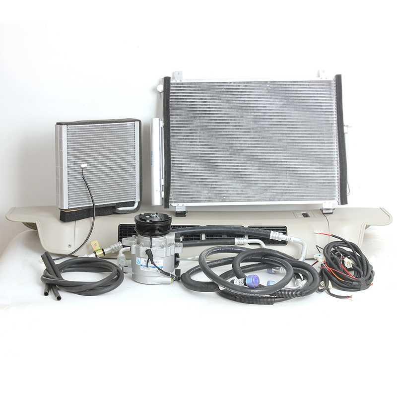 Кондиционер автомобиля: технический расклад мобильной системы охлаждения - zetsila