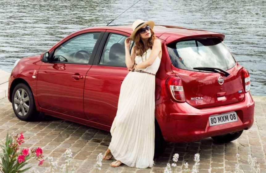 Как лучший автомобиль для девушки - это дело вкуса самой девушки