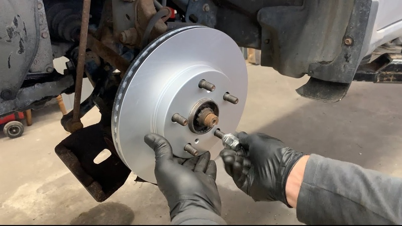 Как поменять тормозные колодки на тойота королла - автоклуб toyota