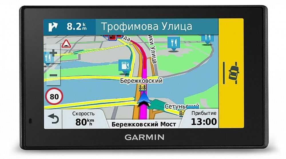 Принцип работы автомобильного навигатора