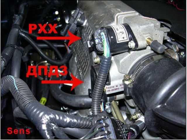 Почему глохнет машина когда нажимаешь на газ