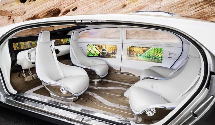 Будущие технологии комфорта и безопасности в автомобилях